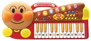 アンパンマン NEW ピカピカキーボードだいすき