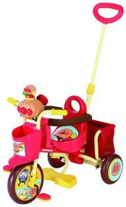 おでかけ三輪車 わくわくアンパンマンごう ピース