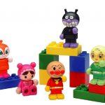 ブロックラボ アンパンマン ブロックといっしょに遊べる! アンパンマンブロックドールセット