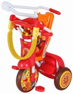 アンパンマン三輪車「折りたたみ」