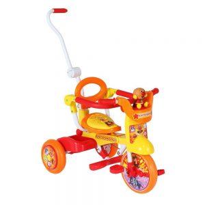 My Pallas(マイパラス) 折りたたみ三輪車 それいけ!アンパンマン オールインワン+F 子ども用