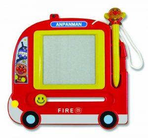 アンパンマン メロディらくがき消防車