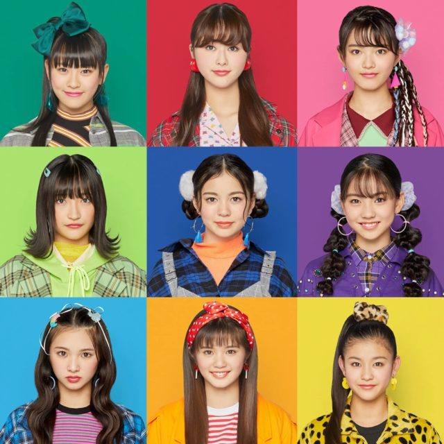 Girls²メンバー2020年最新プロフィール画像