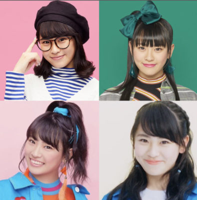 Girls²小田柚葉「最新プロフィール」