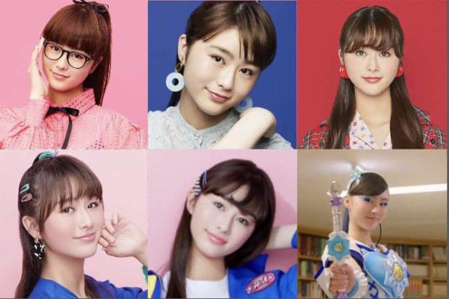 Girls²隅谷百花「最新プロフィール」