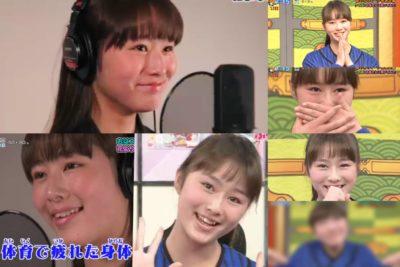 水曜おはガール「隅谷モモカ」from Girls2