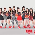 girls2アルバルク東京応援ガール