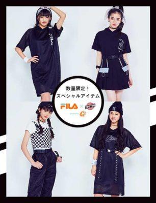 【FILA×TEGTEG cheered by Girls2】ライトオンWEB限定