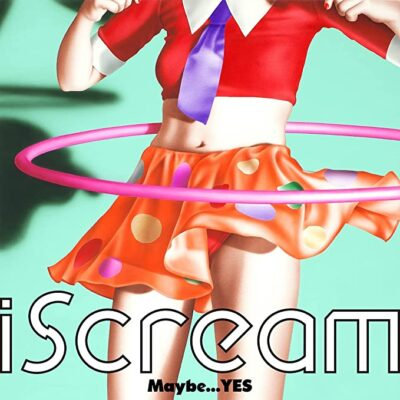 iScream「Maybe...YES」EP CD+DVD初回生産限定盤