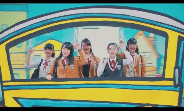 Girl meets Girlミュージックビデオ