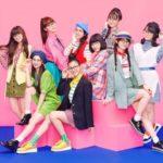Girls²「私がモテてどうすんだ」メンバー写真