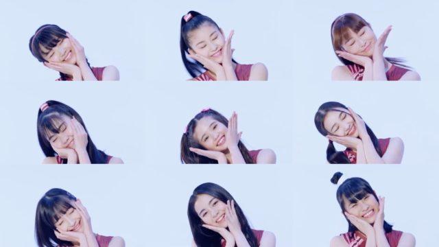 Girls²「アイスチョコチョコモ~モ~ with黒糖わらびもち」WEB動画