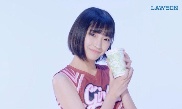 Girls²「アイスチョコモーモー」小川桜花