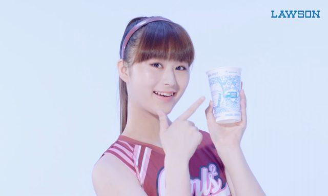 Girls²「アイスチョコモーモー」隅谷百花