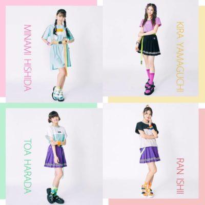 Girls²ライトオン「コラボ第3弾」