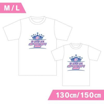 Girls²「Online Live」Tシャツ