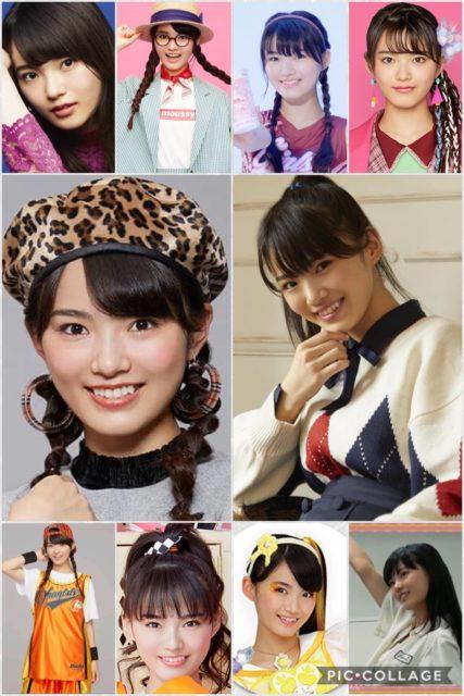 Girls²メンバープロフィール「鶴屋美咲」2020-10-27