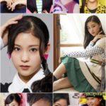 Girls²メンバープロフィール「石井蘭」2020-10-27