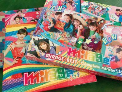 mirage2CDまとめ