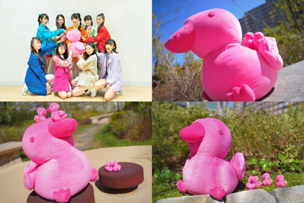 Girls² スペシャル福袋カモ