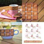 Girls2「バレンタインマグカップとハンドタオル」