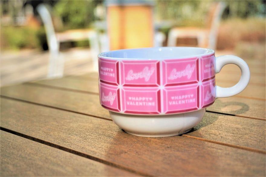 lovely2バレンタインマグカップ
