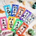 Girls²グッズ「クリアフォトカード(9種セット)」