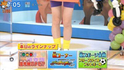 「おはスタ」おはガール「菱田未渚美」新衣装1