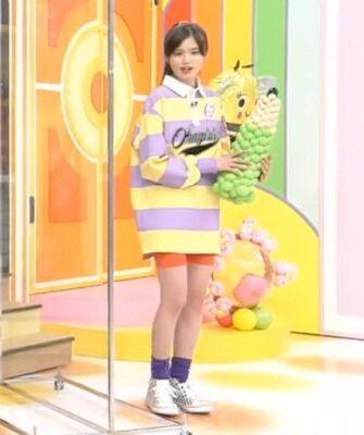 「おはスタ」おはガール原田都愛の新衣装