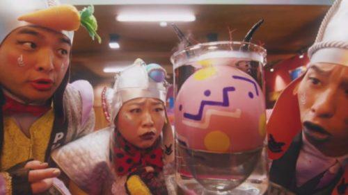 ラブパトリーナ15話「ミミゾンから届いた卵」