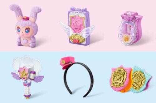 ラブパトリーナ「マクドナルド ハッピーセット」6種類のおもちゃ
