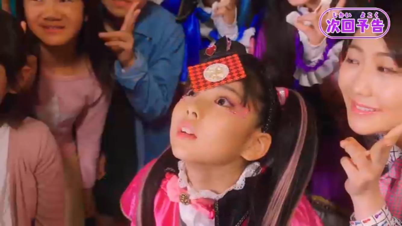 ファントミダイヤ役「石井蘭」はどんな子?デビュー前のプロフィール