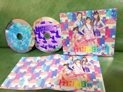 mirage2CD・DVD「ドキ☆ドキ」1