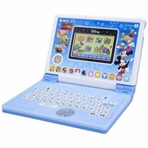 ディズニー&ディズニー・ピクサーキャラクターズ パソコンとタブレットの2WAYで遊べる! ワンダフルドリームタッチパソコン