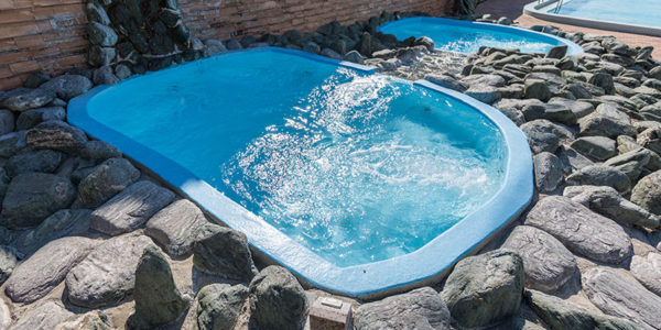 鴨川ホテル三日月-岩盤浴