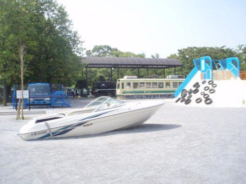 萩中交通公園
