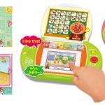 アンパンマンで英語が学べるおもちゃ 5選